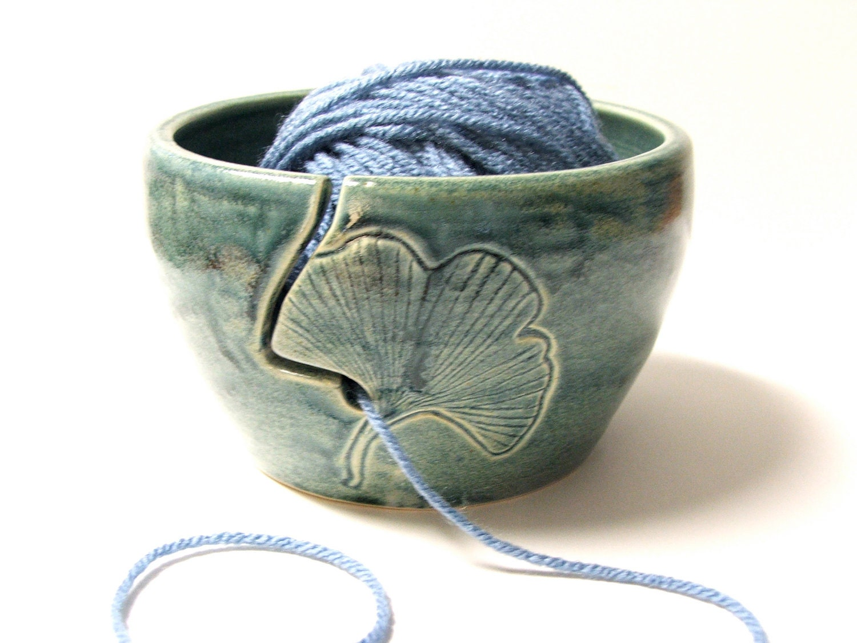 Knitting and crocheting yarn