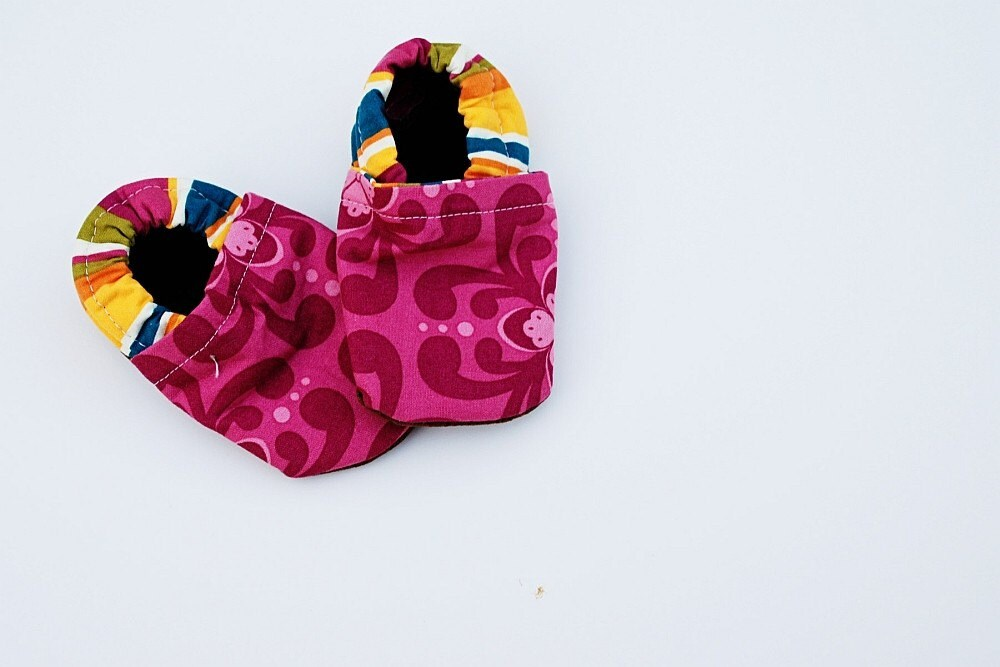 Baby Booties - Girls