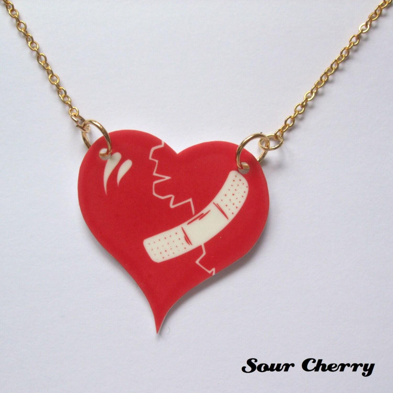 Heart Breaker Necklace