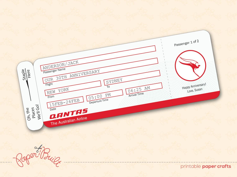 how to send qantas boarding pass to passbook