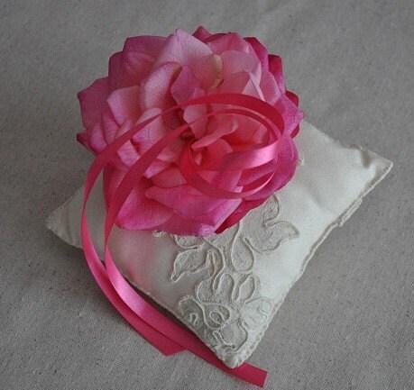 Vintage Dress Pillow