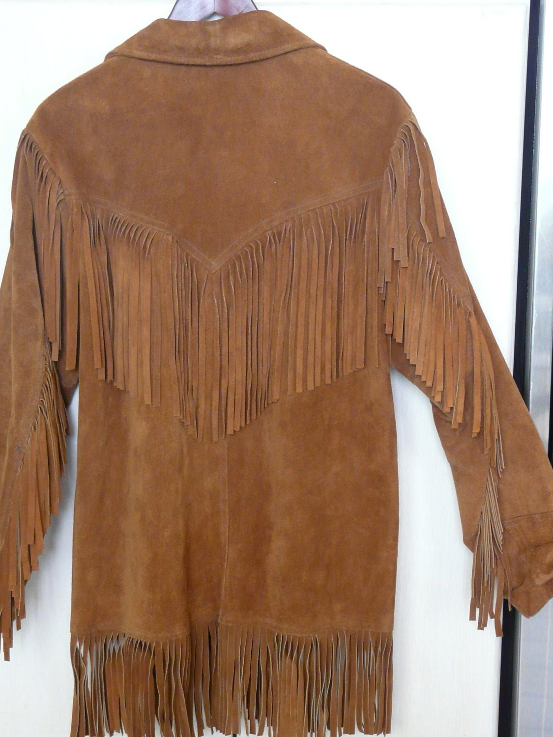 Men's Fringe Jackets. There are 24 products available. Men's Fringe Jackets - S M L XL 2XL 3XL Liberty Wear Men's Suede Fringe Western Jacket - Big & Tall - 4XL, 5XL $ Original Price $ Sale $ (20% Coupon) $ 32% Total Savings.