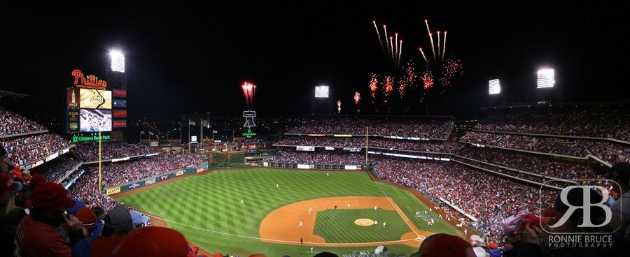 Phillies Stadium - Attraction - 1 Citizens Bank Way, Philadelphia, Pennsylvania, US