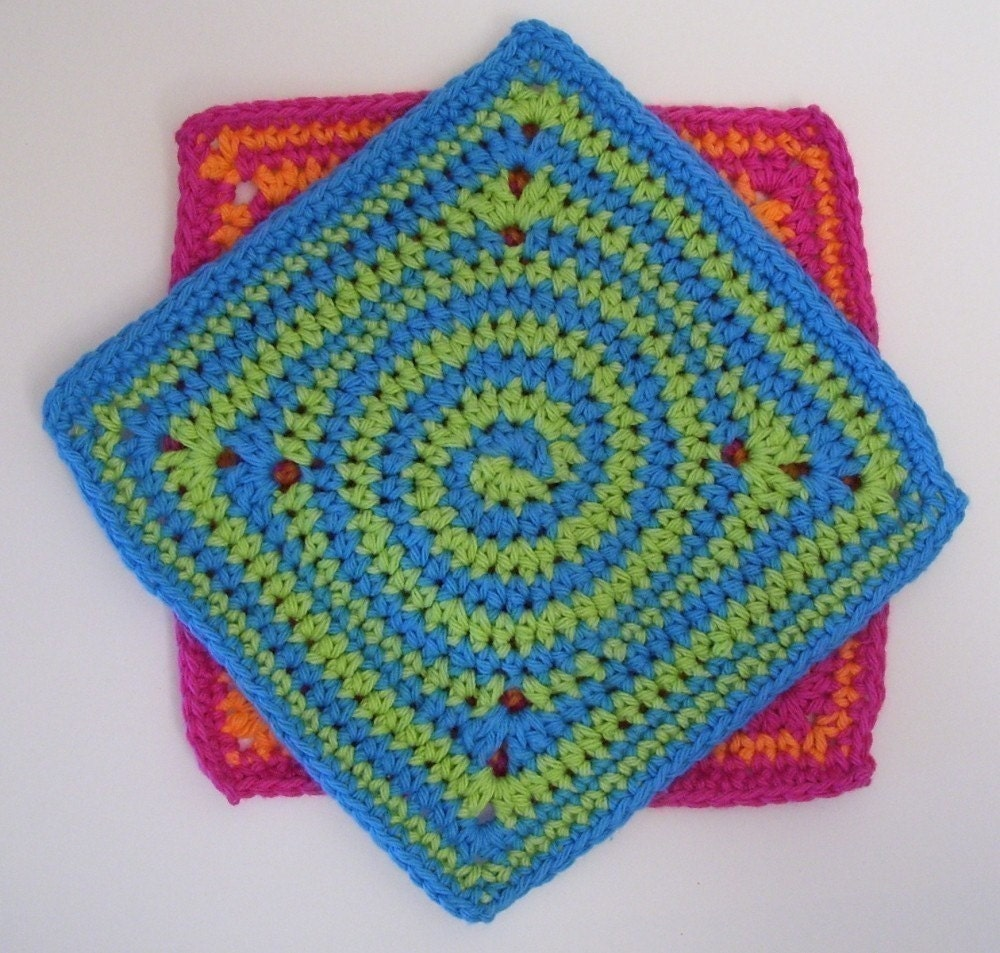 FREE CROCHETED DISHCLOTH PATTERNS ? CROCHET PATTERNS