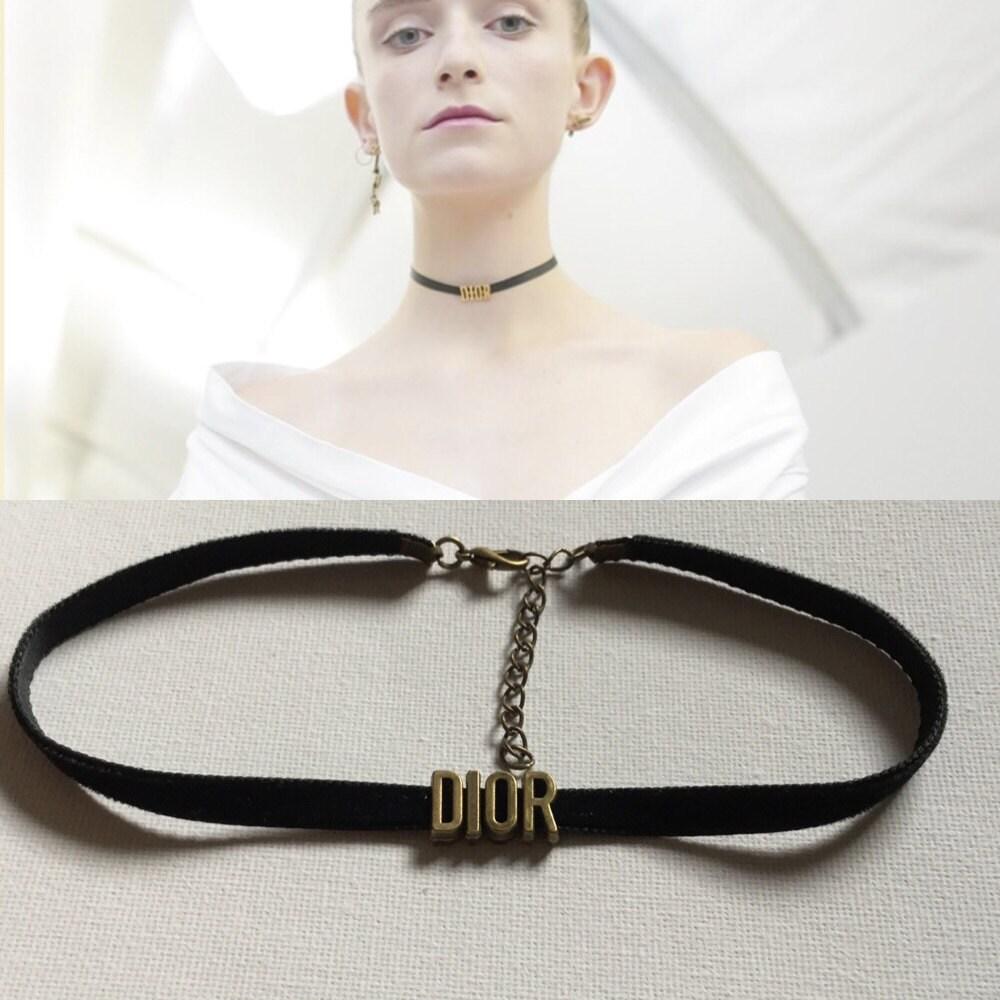 Dior Style Choker  FREE WW Shipping!! Jadior Choker Avaialbe In Mesh Too