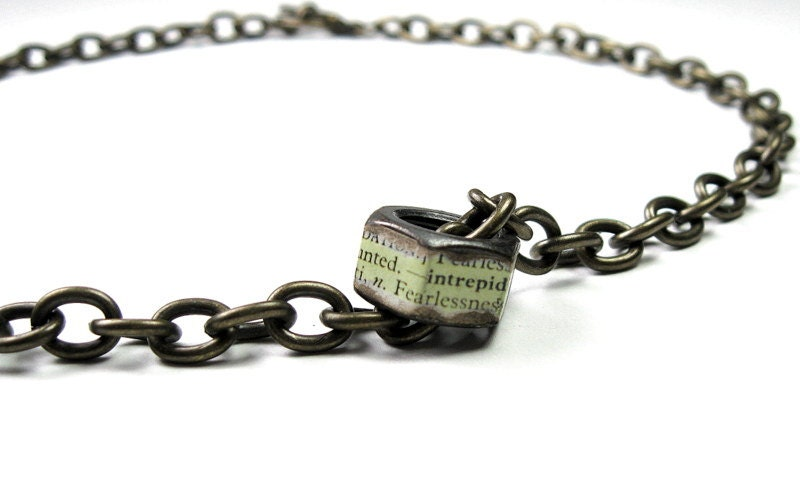 Industrial Chic, Hex Nut, Necklace, Men