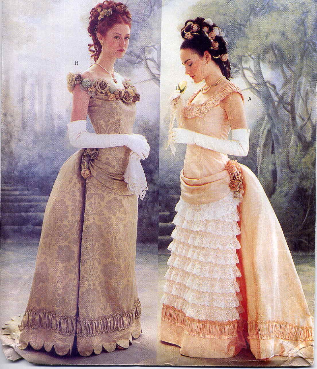 Historical events in fashion 87