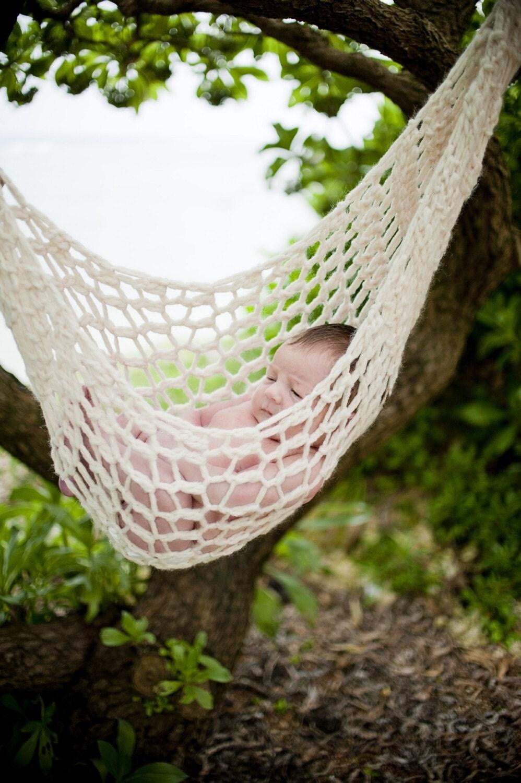 newborn hammock pod photo prop in white by beautifulphotoprops