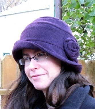 Polarfleece Hats - Martha Stewart Sewing Projects