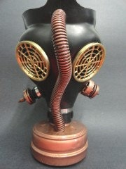 Steampunk Gas Mask I - XtremeParaphilia
