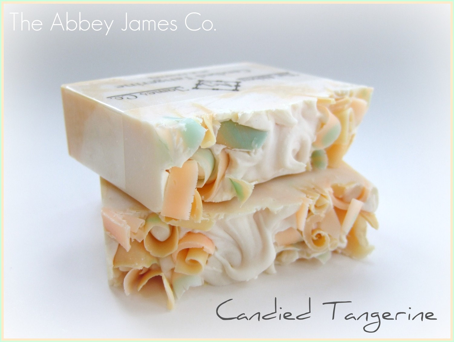 Candied Tangerine Gourmet Soap