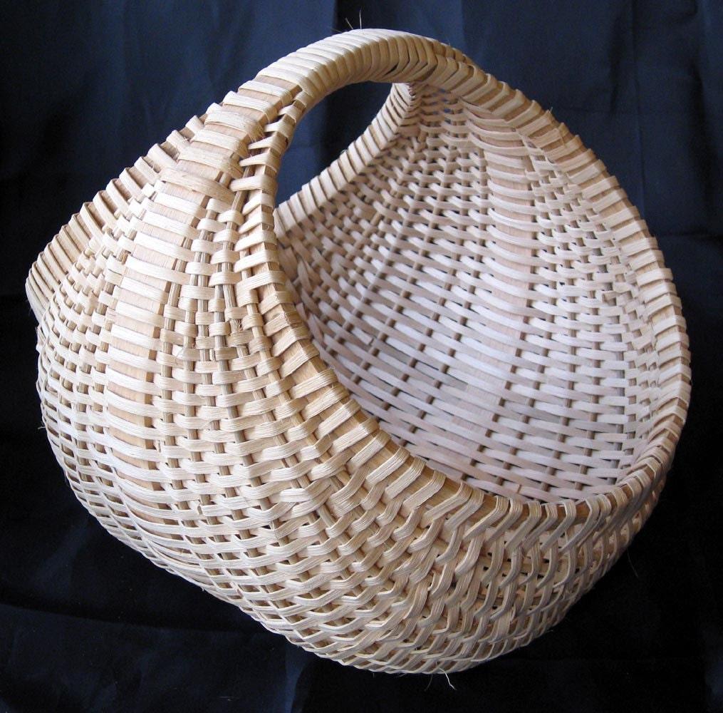 Basket Weaving Name : Project basketweaving firstcrafts
