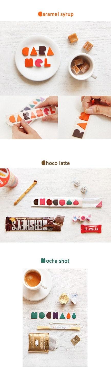 Cafe Episode index sticker - 2 types