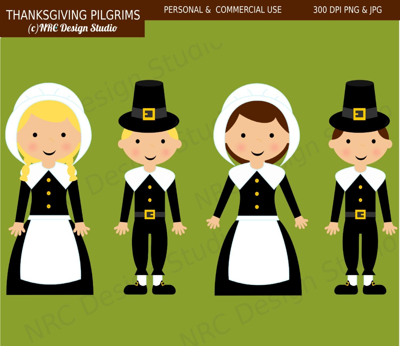 Cute Thanksgiving Pilgrims Cute Thanksgiving Pilgrim