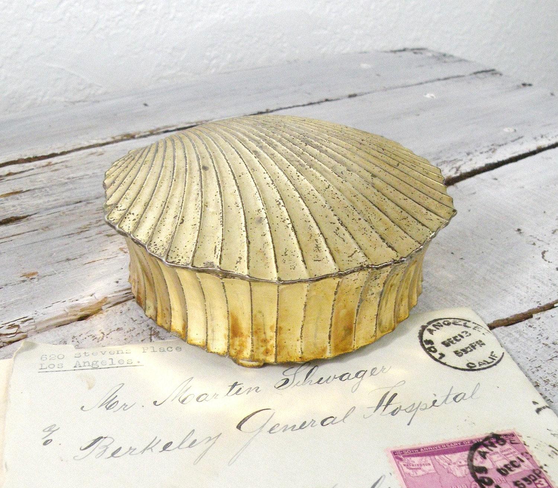 vintage keepsake box