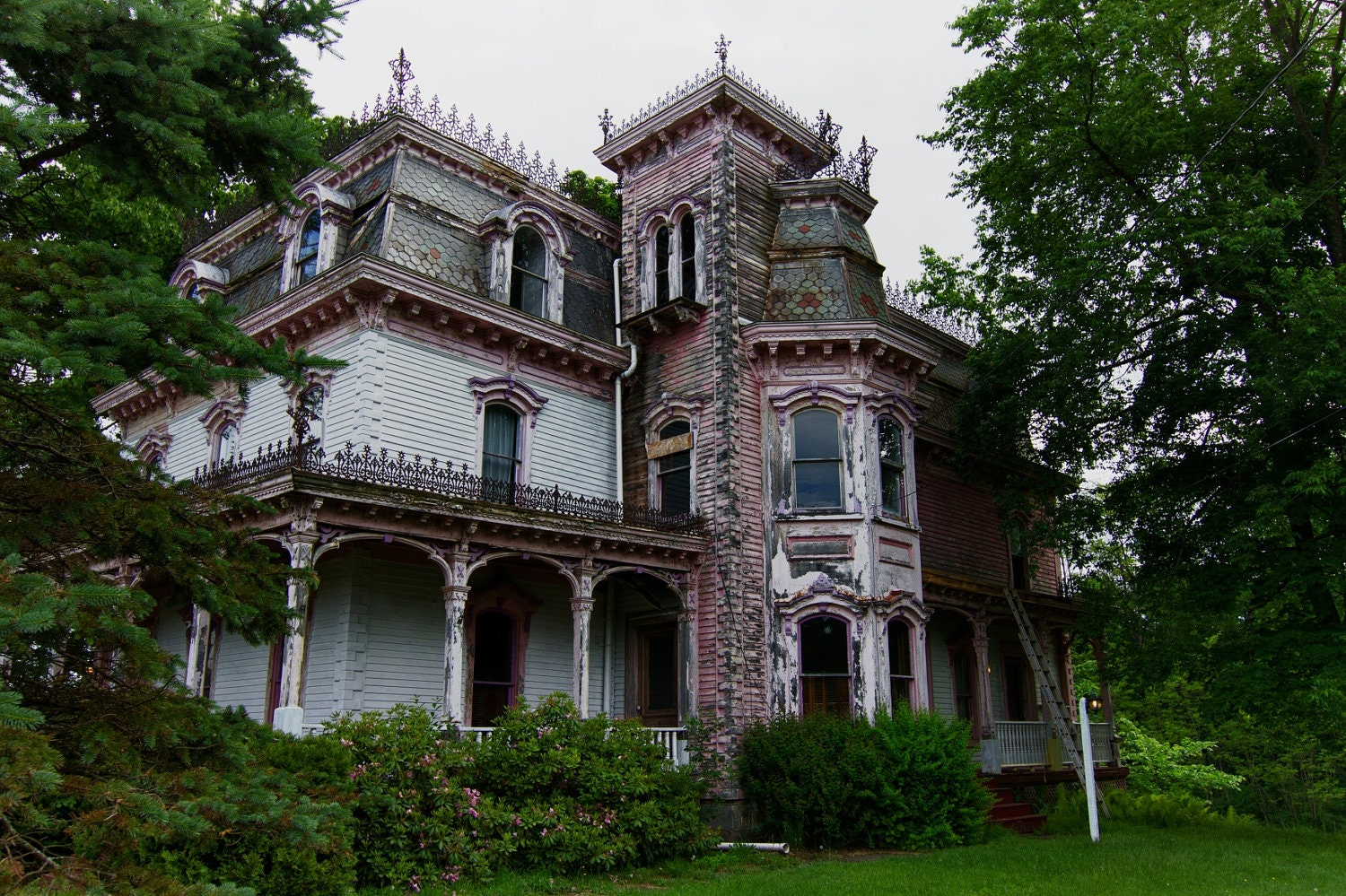 Abandoned Victorian House on Barn House Floor Plans Favorite The New Pinterest