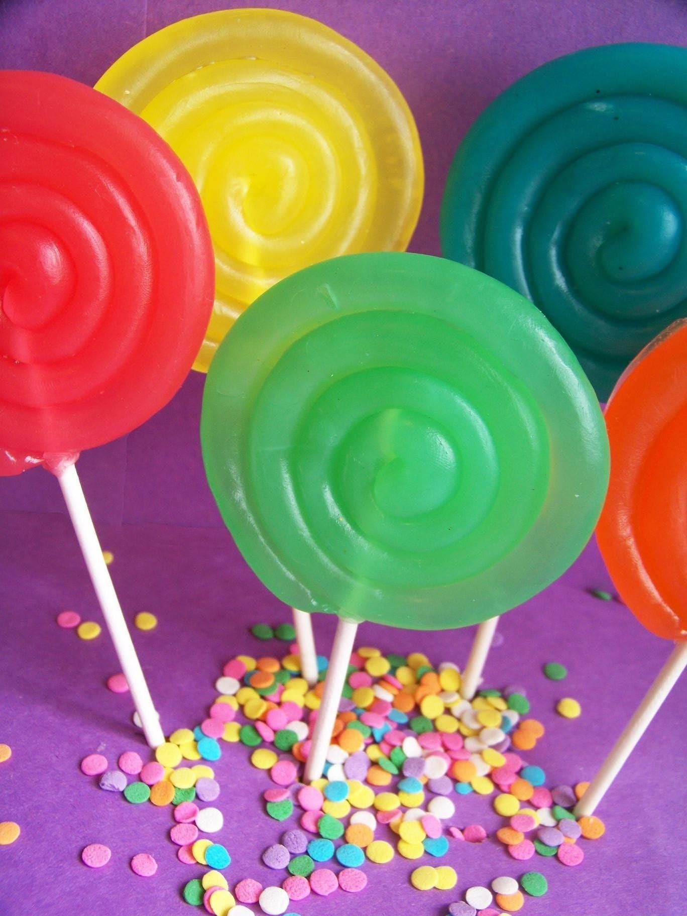 Fruity Lollipop Soap