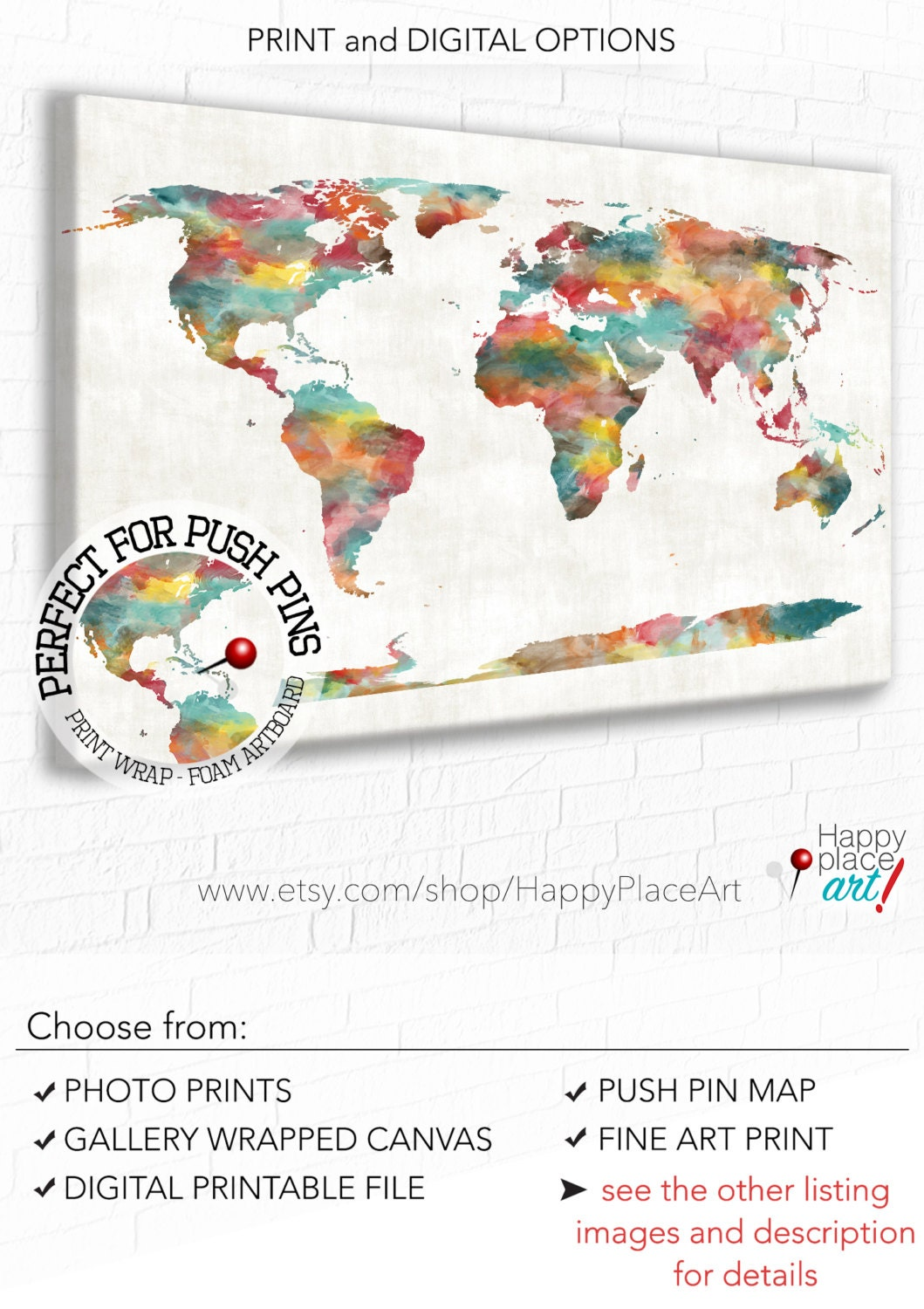 Free printable poster size world map cafenewsfo free printable poster size world map publicscrutiny Images