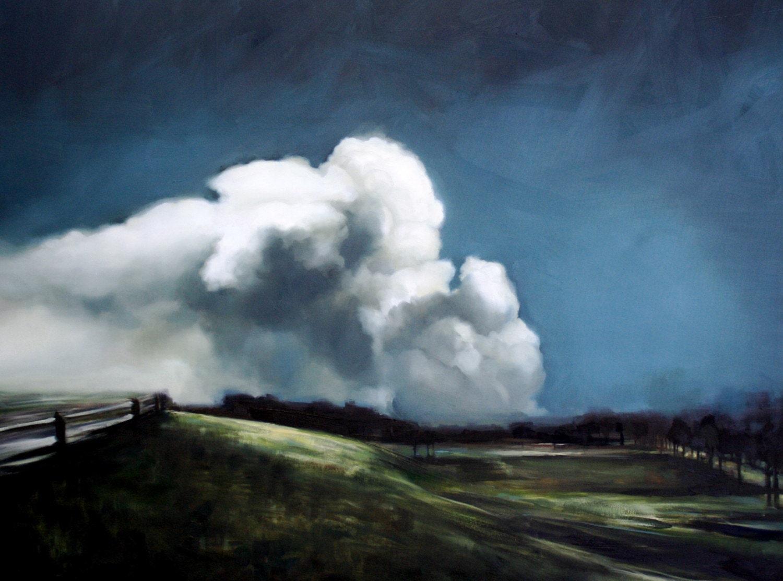 Storm Cloud Painting | www.pixshark.com - Images Galleries ...