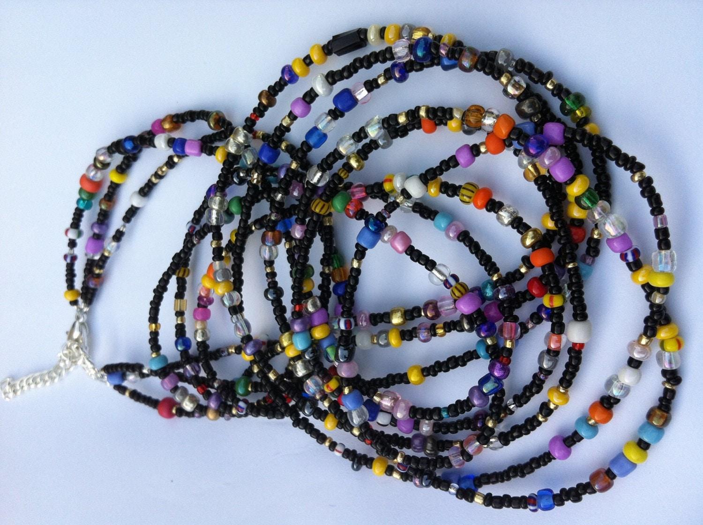 TRINITY African Waist Beads