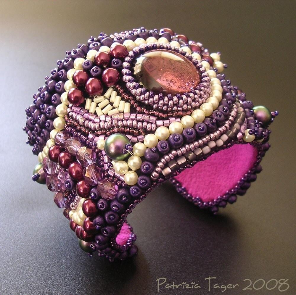 Purple Balagan -  OOAK - SALE and  BAO Item of the week