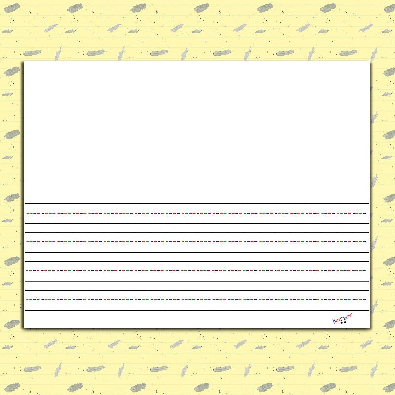 Primary Letter Writing Paper