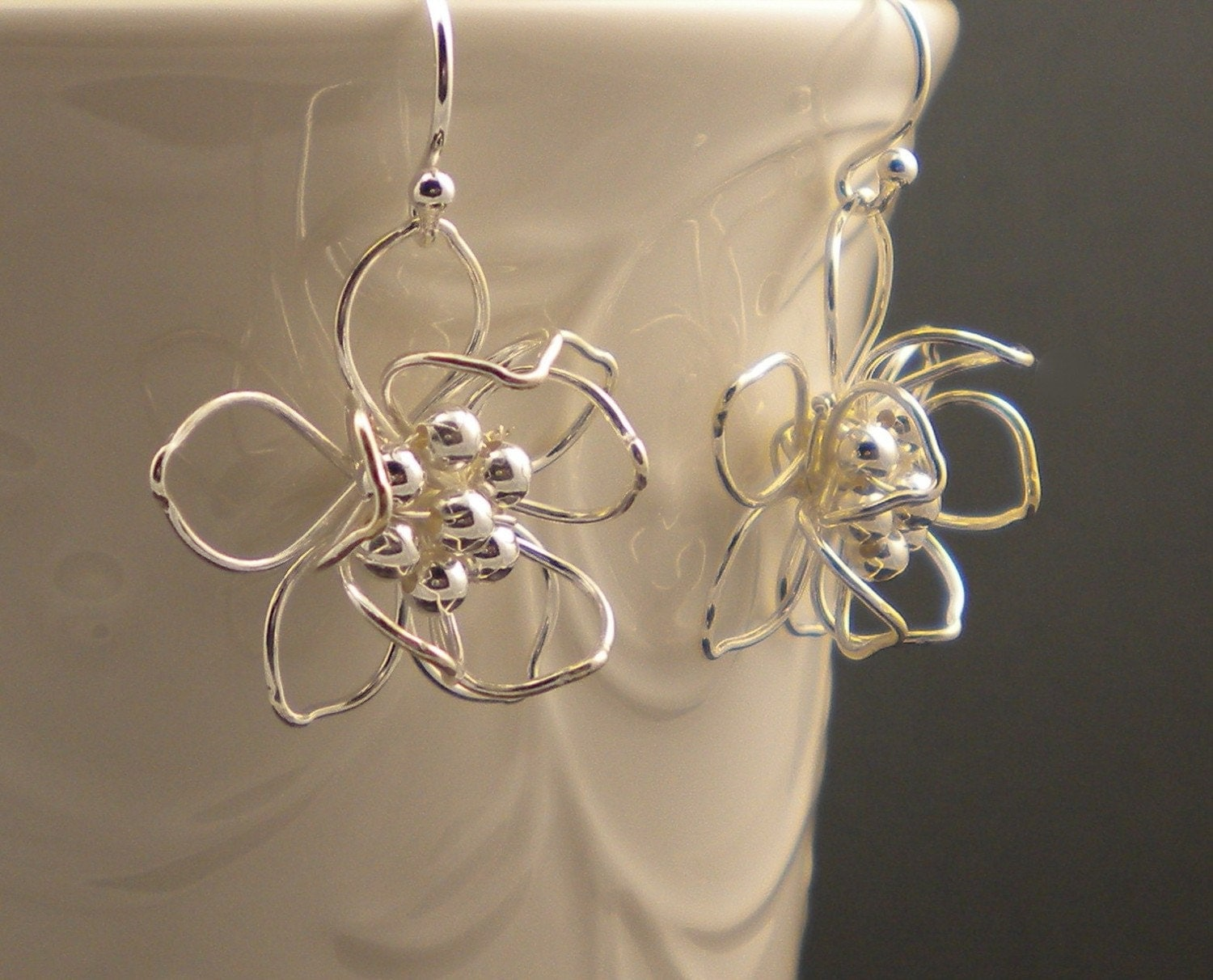 Ethereal Azalea Earrings