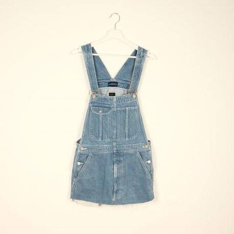 Vintage Denim Dress. Small  810