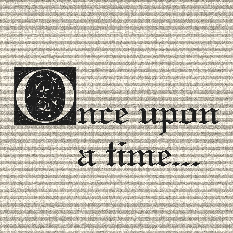 Once Upon A Time Writing Fairy Tale Once Upon A Time Fairy...