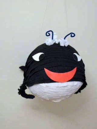 Whale Party Pinata