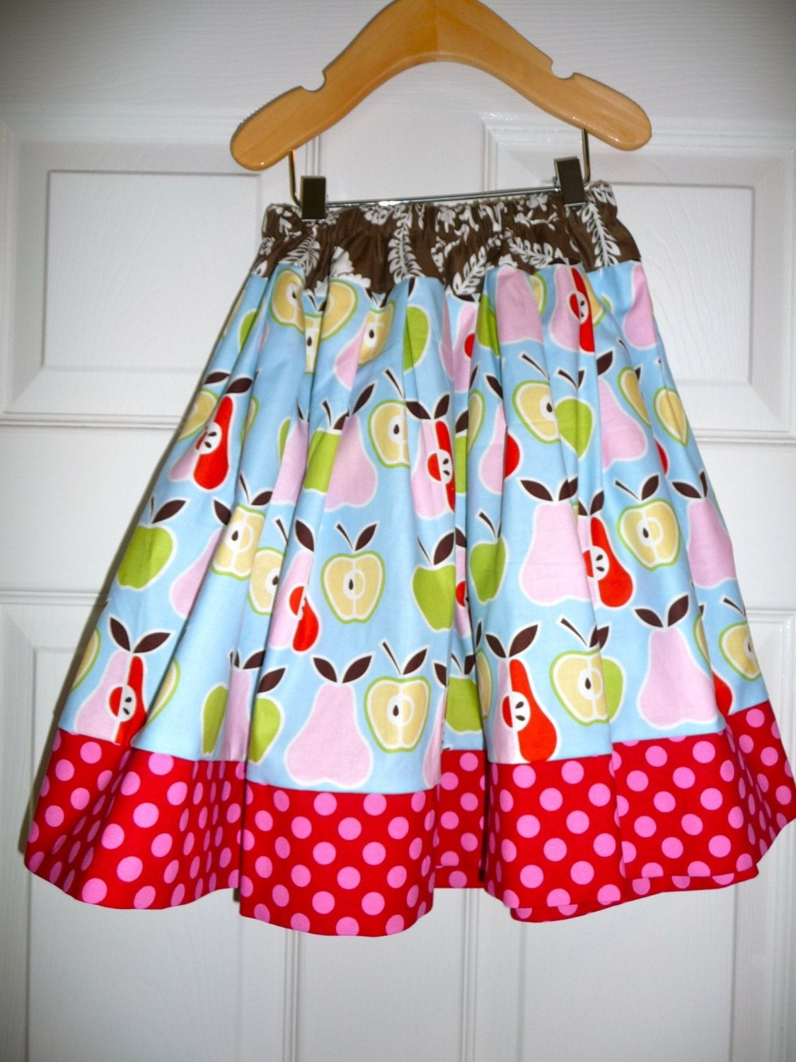 The Fuller version of the IT Skirt - Pick the size 3 month up to 12 years - by Boutique Mia