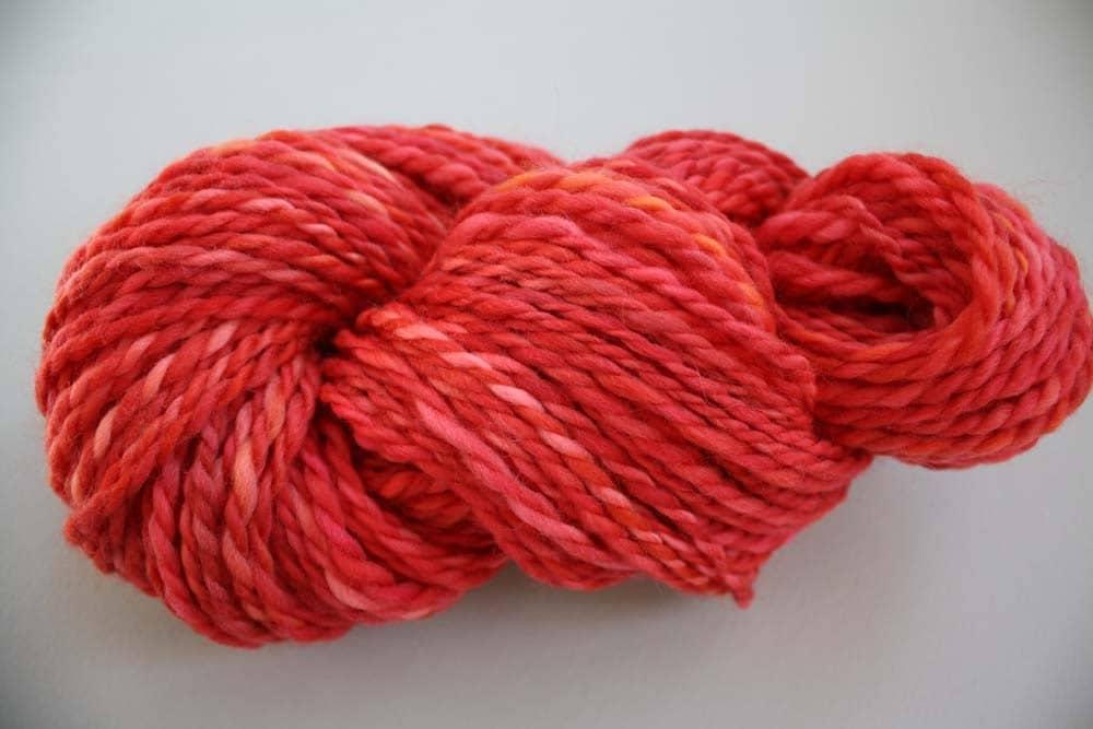 SALE - MOON - Handspun Yarn - 4 oz.