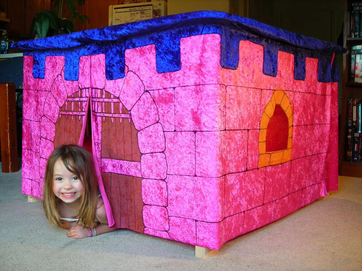 Items Similar To DINING TABLE PLAYHOUSE Princess Castle Girl 39 S Fort On