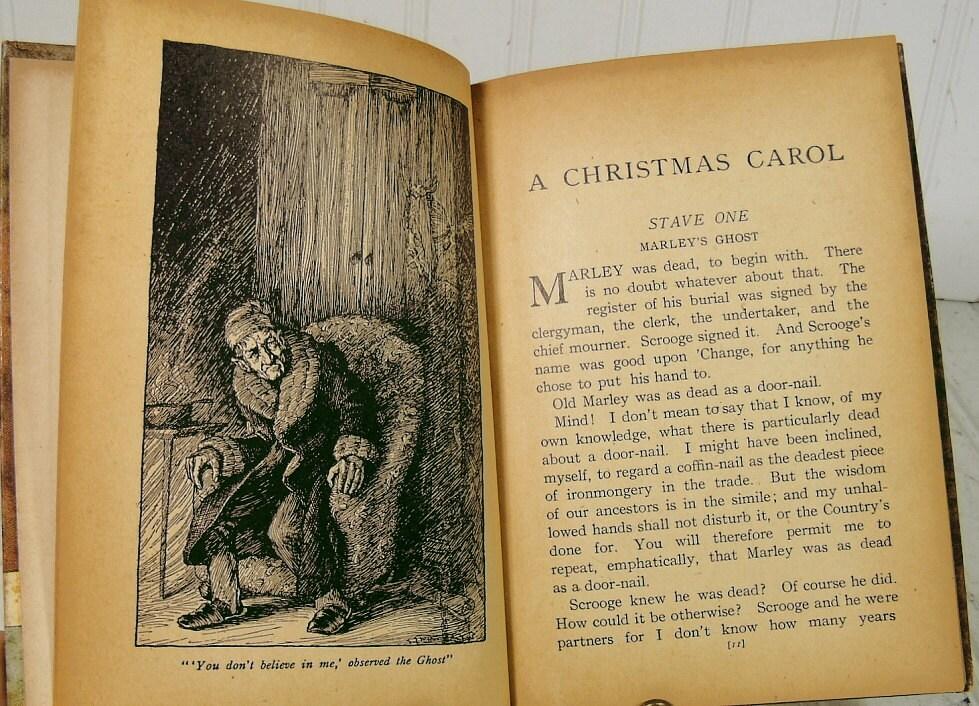 a christmas carol by dickens essay Literary analysis, charles dickens - a christmas carol essay.