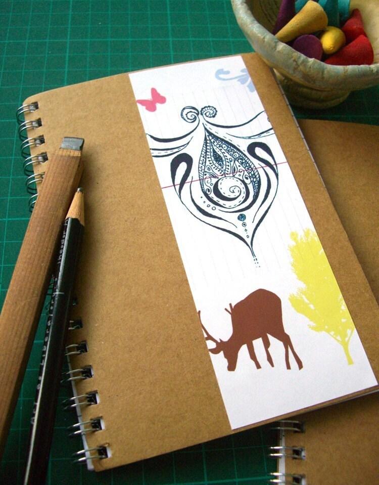 Notebook - journal - children gift