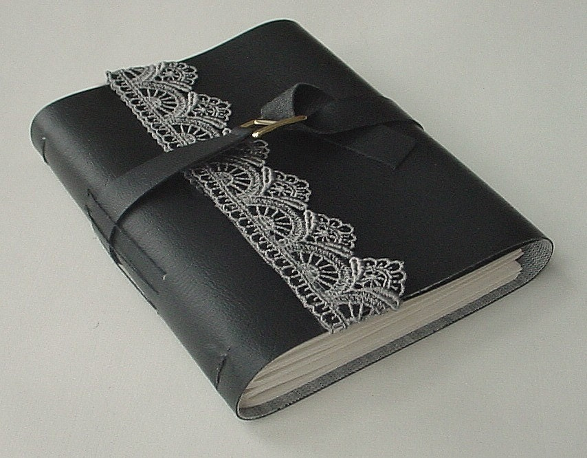 Vegan Notebook-Black