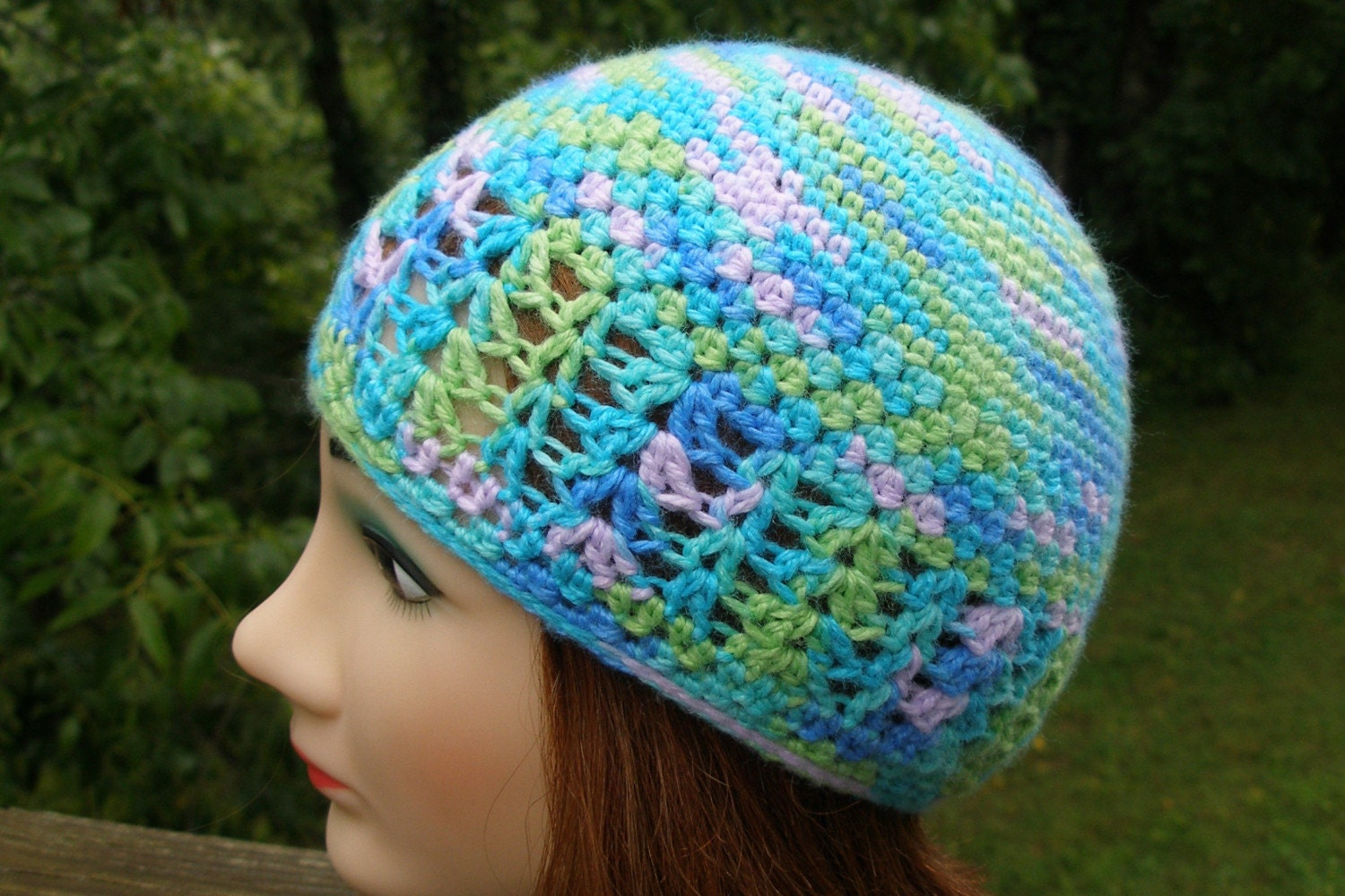 Crochet Spot » Blog Archive » How to Crochet a Beanie