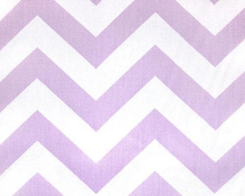 New Lavender Chevron Custom Curtains Premier Fabric Two D Ry Panels