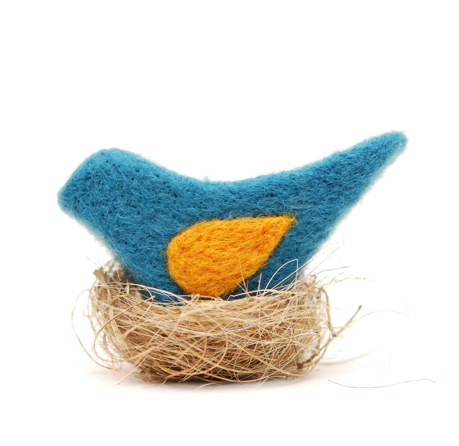Items similar to needle felted bird on etsy for 2 little birds sat on my window