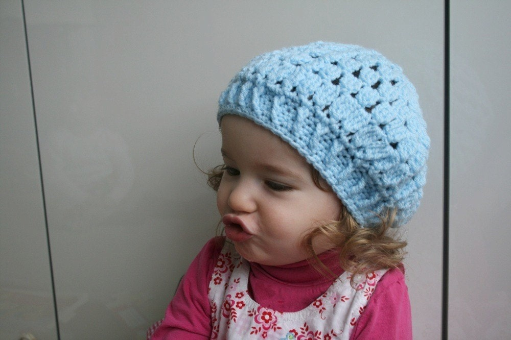 Baby Beret Pattern   Catalog of Patterns