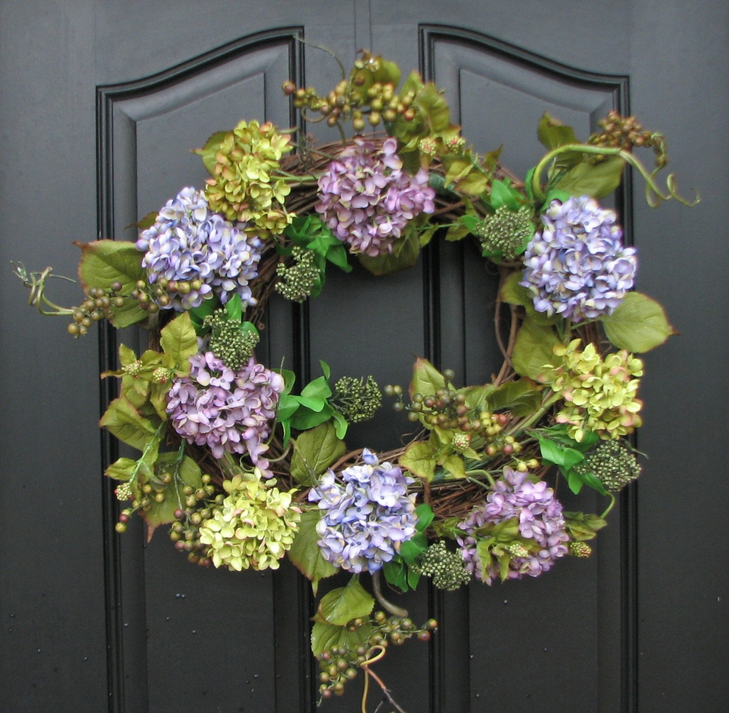 Front Porch Decorating Ideas For Spring Wreaths
