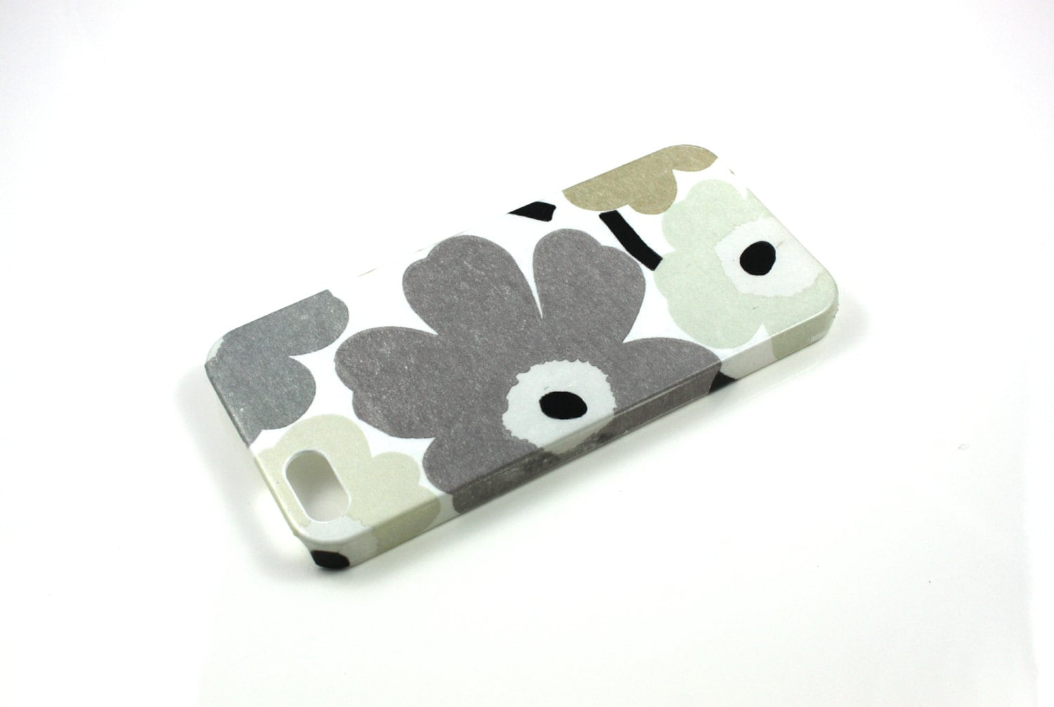 Marimekko Unikko iPhone 7  7 Plus  6  6s  6 Plus  5s  5c  SE  4   4s  iPod classic  iPod Touch 5 hard case wallet