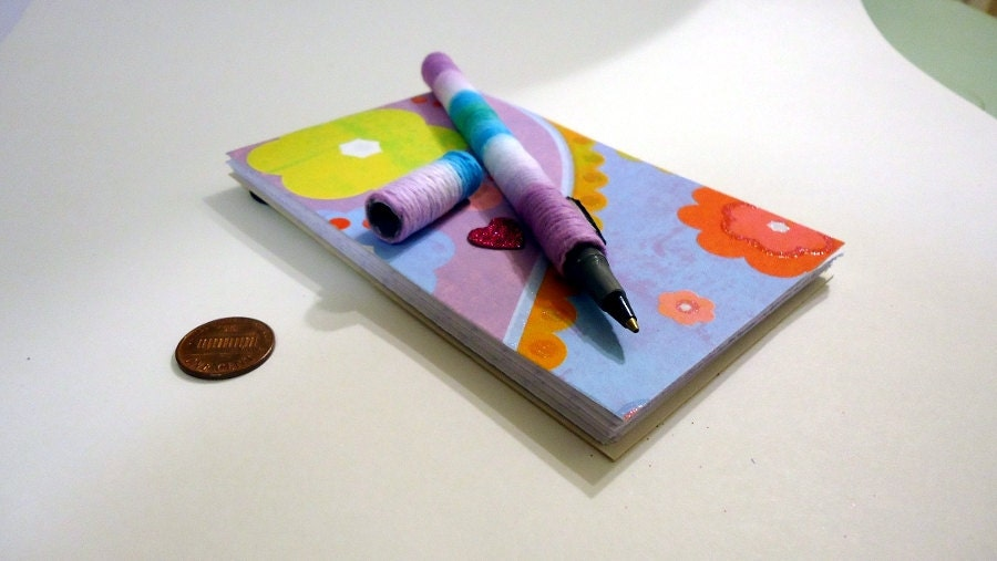 Tiny Heart Magnetic Notepad Set - themossybrick
