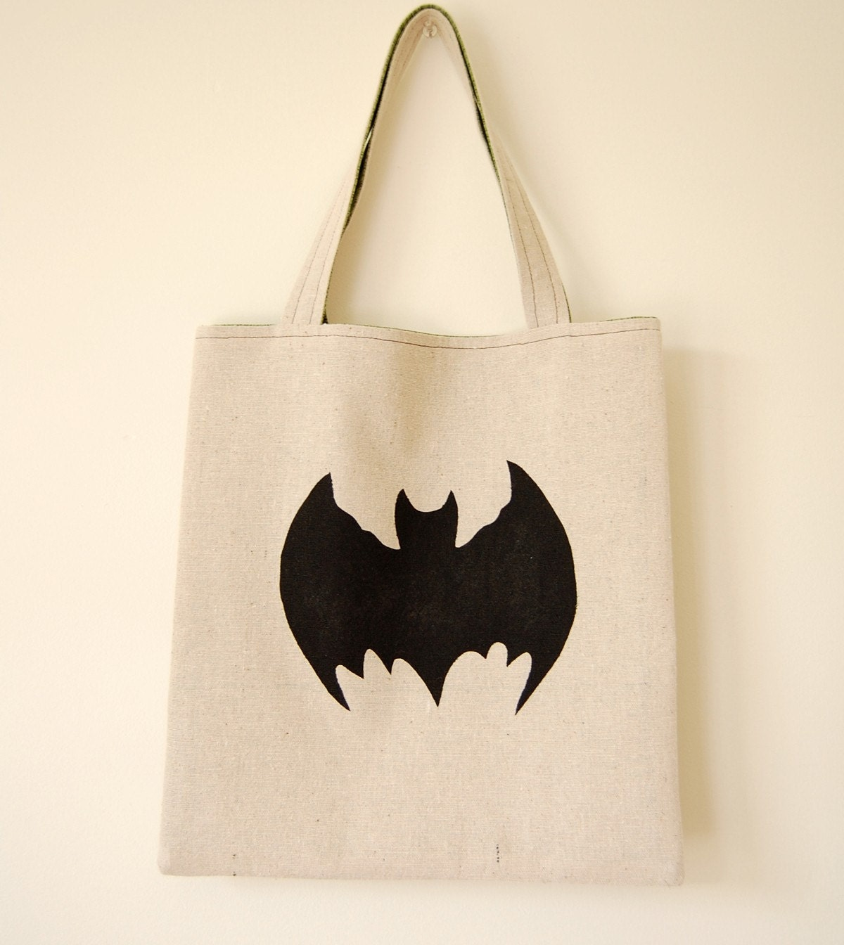 Black Bat Treat Bag