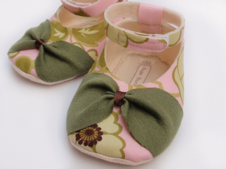 Abigail baby shoe/bootie