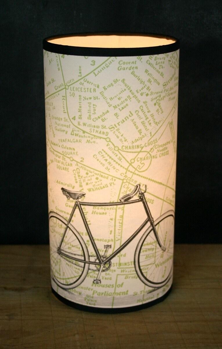 ЛОНДОН велосипедов Карта ЛАМПЫ