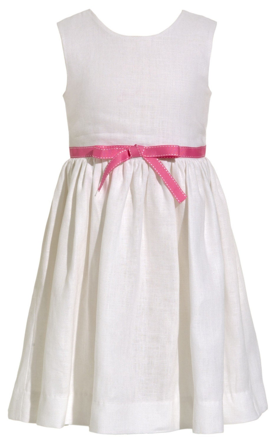 Vero Beach Dress - LIGHT PINK RIBBON AND MORE AVAILABLE
