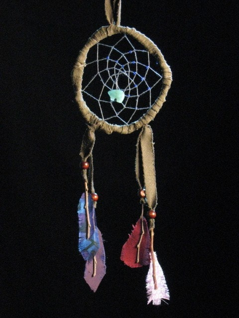Vegan Dream Catcher, $22 @etsy.com