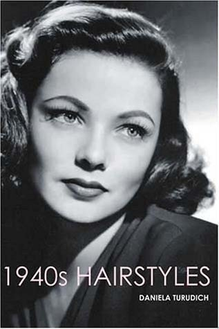 PIF free PDF of 1940s Hairstyles by Daniela Turudich. From joeireedhats