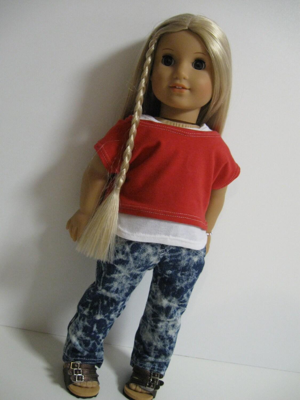 American Girl Doll -  Patriotic Retro